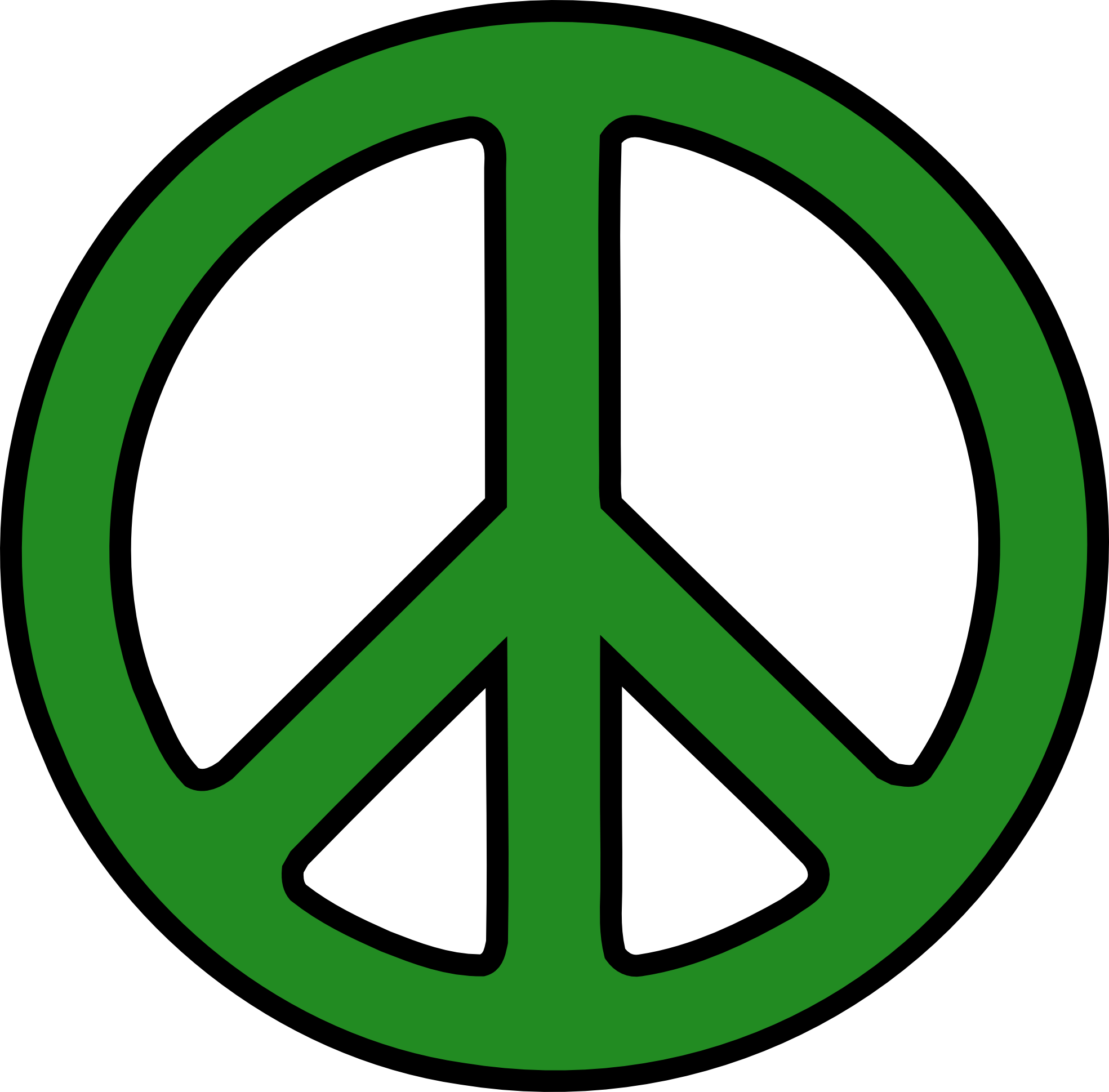 Peace clipart world peace Hand Peace Art Art Free