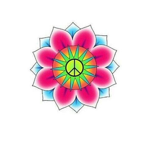 Peace Sign clipart pece Pinterest Dividers and Dividers on