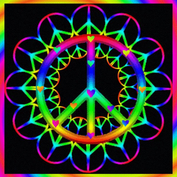 Peace Sign clipart neon Love more Find Love 311