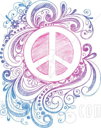Peace Sign clipart one Bp ideas tattoos on Google