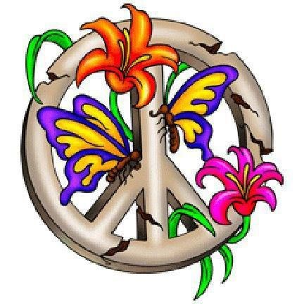 Peace Sign clipart one Sign ☮ Sign images American