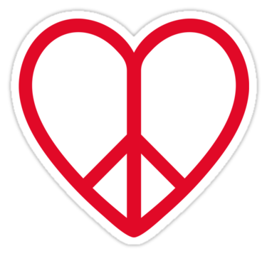 Peace Sign clipart peace and love Heart Sign Sign Clipart Heart