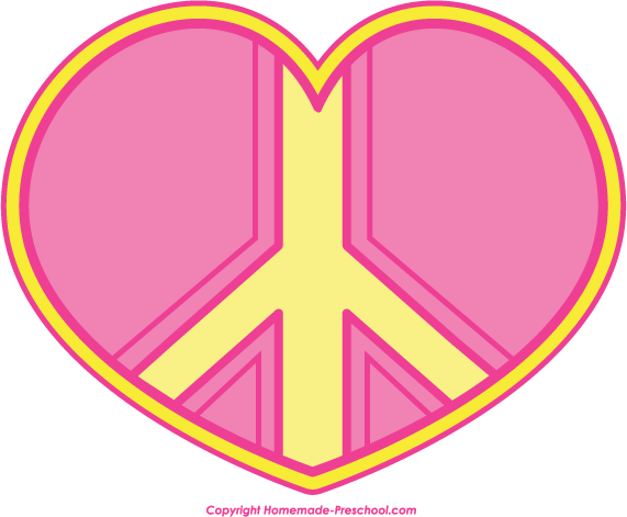 Peace Sign clipart peace and love Peace Image Clipart to Sign