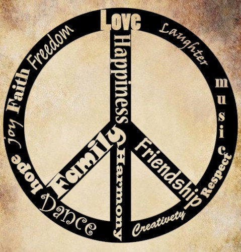 Peace Sign clipart peace word Listing really I Explore this