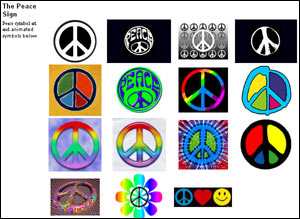 Peace Sign clipart pece Clip Sign Free Signs Signs