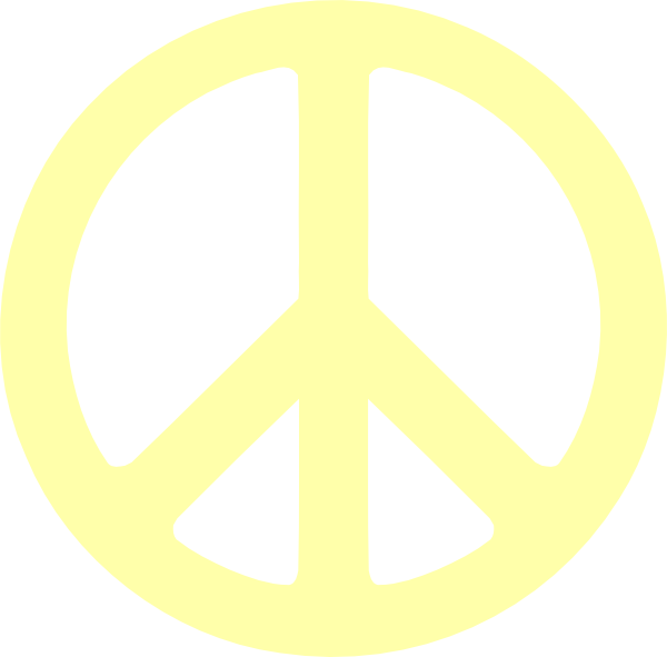 Peace Sign clipart printable Free Clipart Peace Free Sign