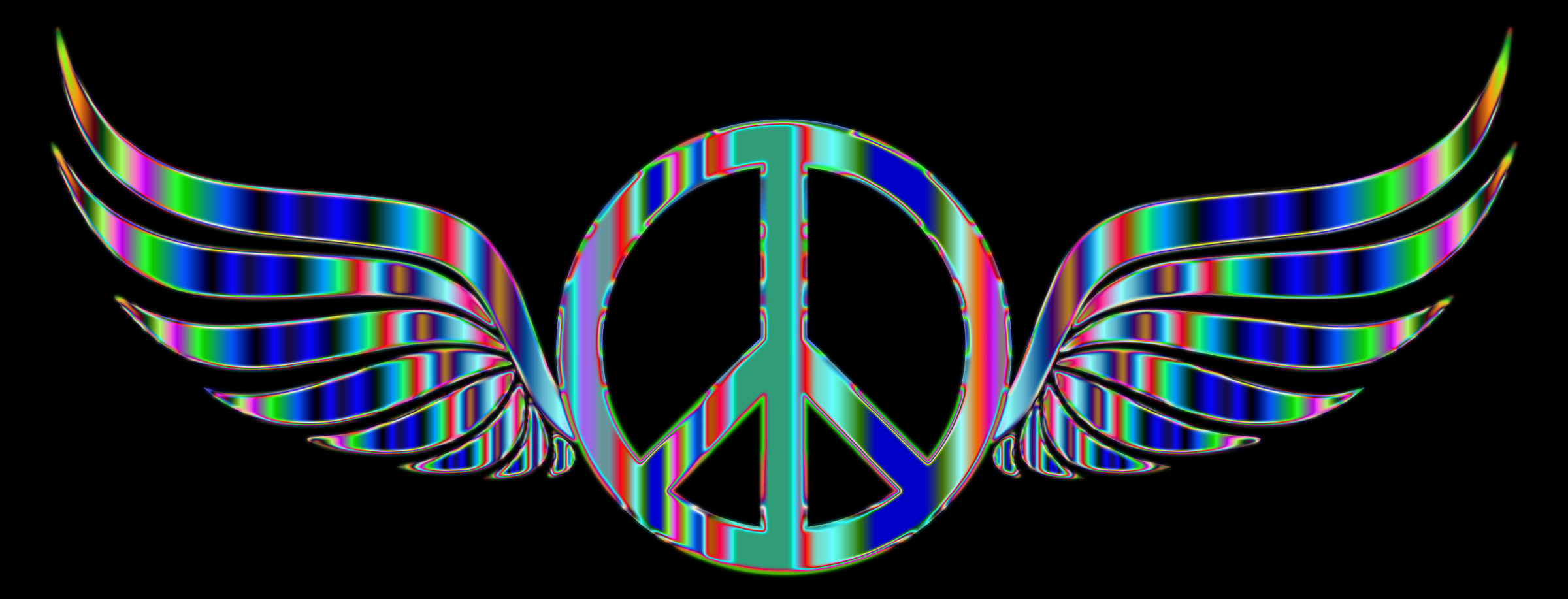 Peace Sign clipart psychedelic Peace 2 Psychedelic Psychedelic Clipart
