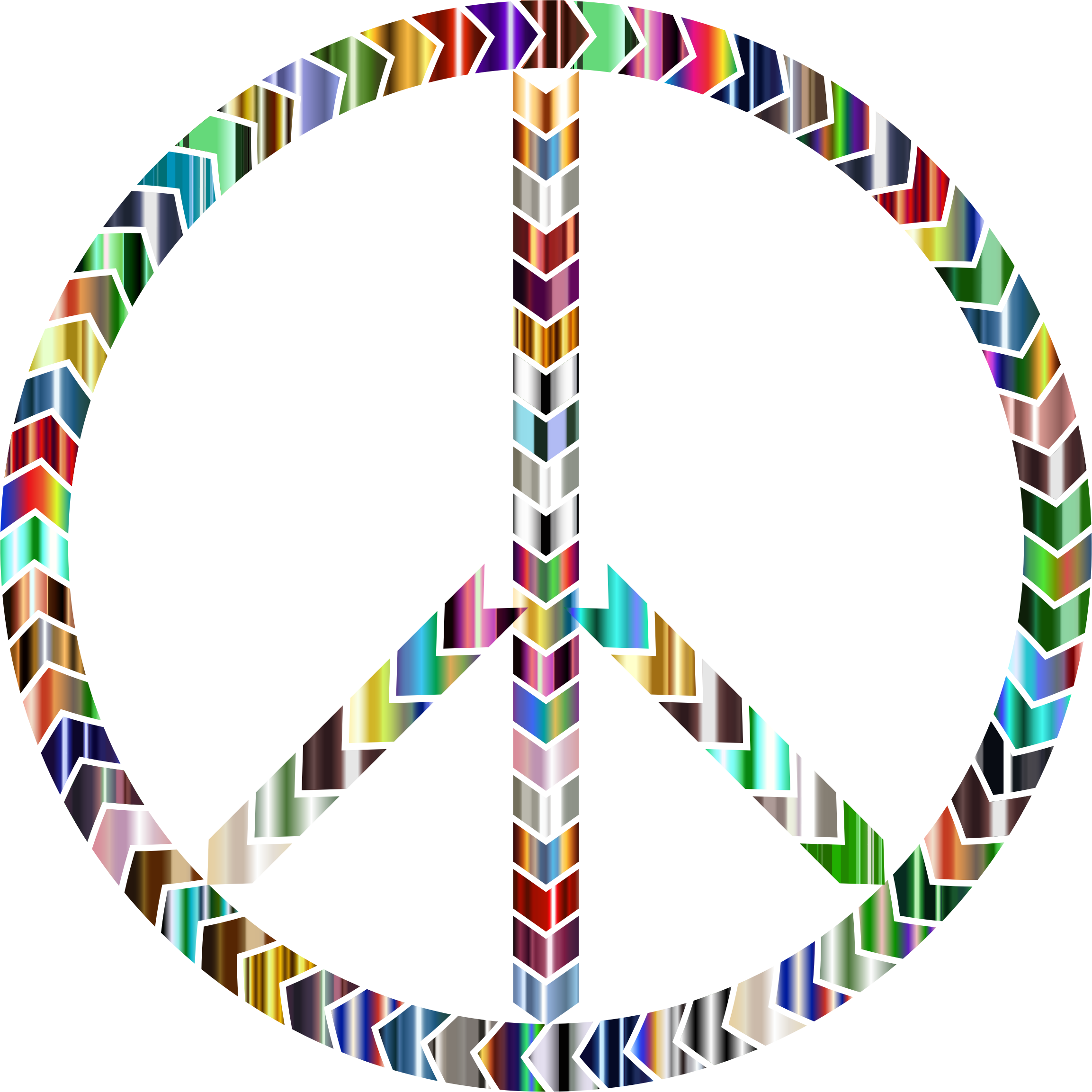 Peace Sign clipart psychedelic Tire Sign Psychedelic Treads Peace
