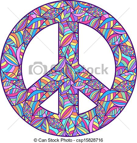 Peace clipart colorful Sign Images Clipart Clipart Clipart