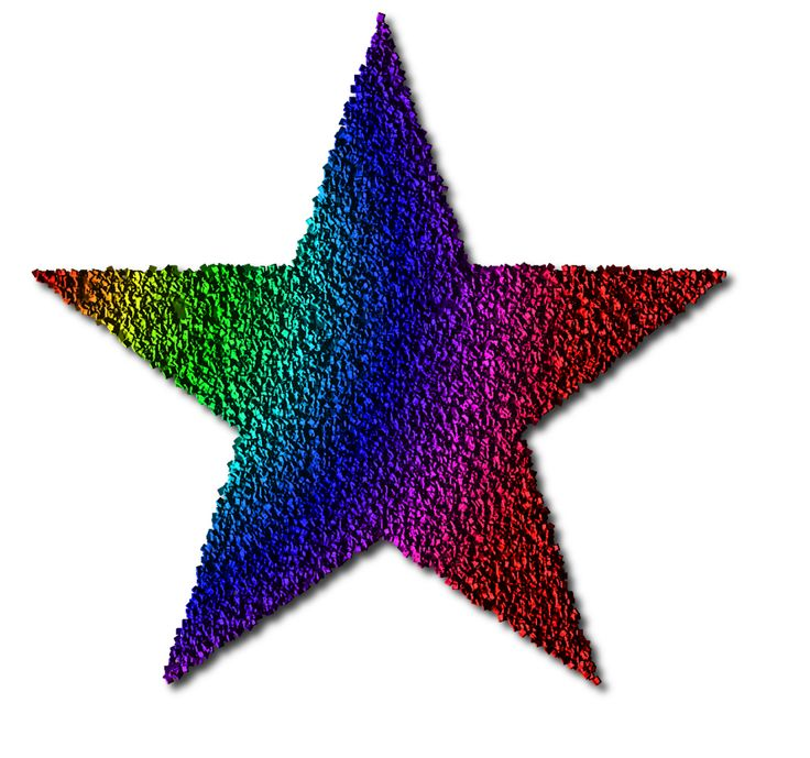 Peace Sign clipart rainbow stars Clipart best Clipart images 91