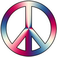 Peace Sign clipart red White Sign jpg Peace Album