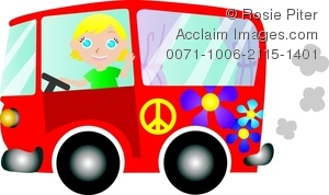 Peace Sign clipart red Of Sign Blonde Peace and