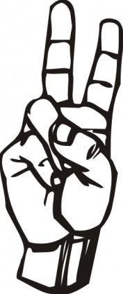 Peace Sign clipart sign language I%20love%20you%20sign%20language%20clipart You Love Sign Clipart
