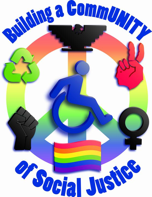 Peace Sign clipart social justice Pride For Justice social justice
