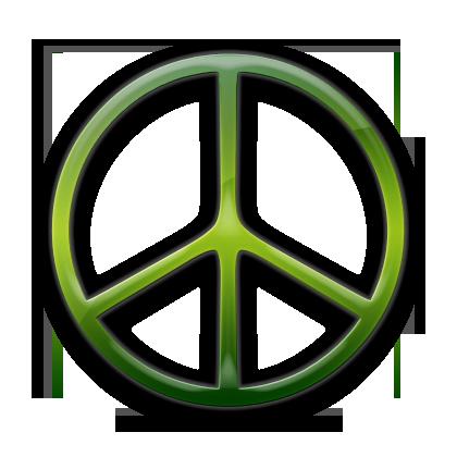 Peace Sign clipart transparent PNG Art Transparent  Symbol