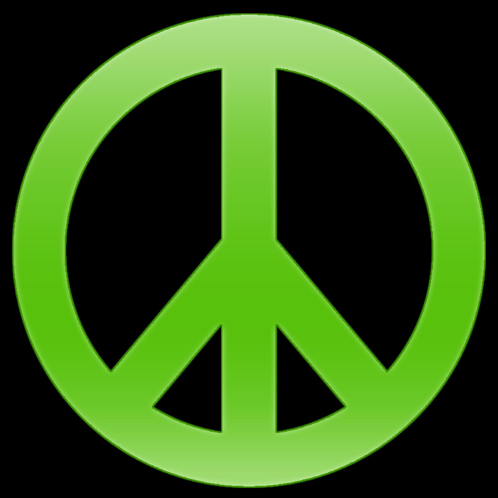 Peace Sign clipart transparent Library Clip Peace  Art