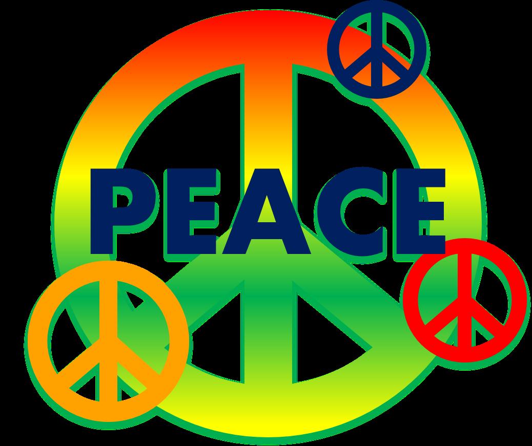 Peace Sign clipart transparent Peace sign clipart clipart sign