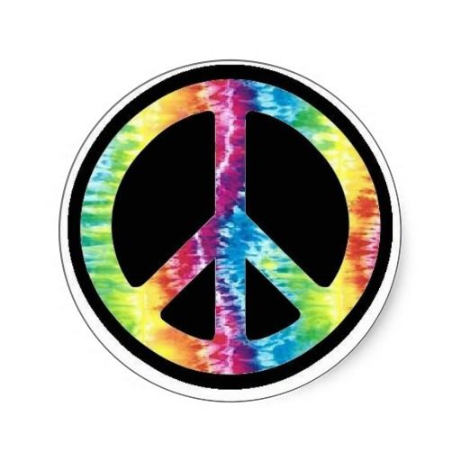 Peace Sign clipart tye dye Tie Sign Dye images Pinterest