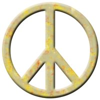 Peace Sign clipart yellow Photo squidoodle's jpg Yellow Peace