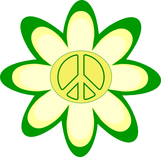 Peace Sign clipart yellow Peace Sign Peace on Pictures