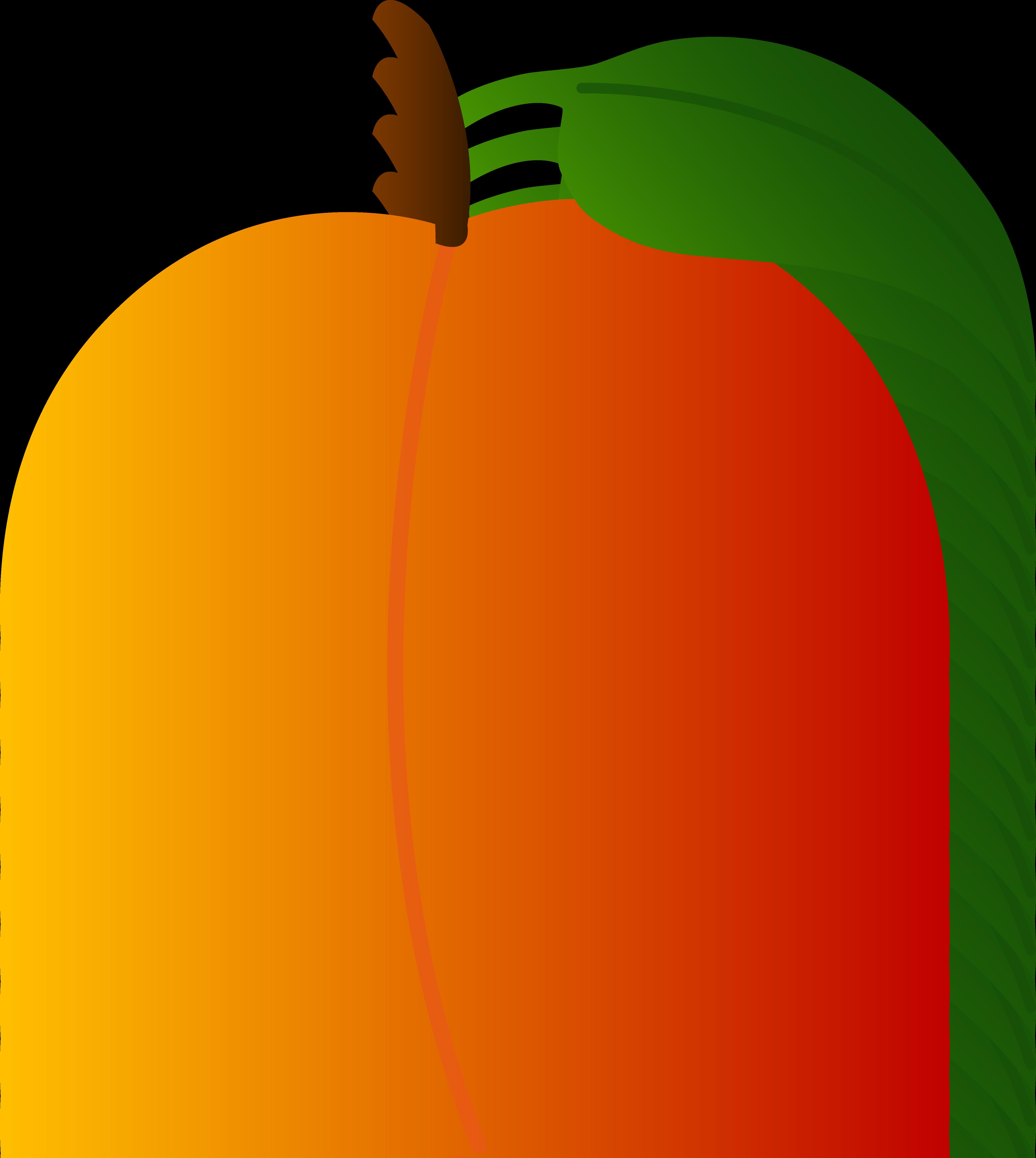 Peach clipart Clipart Clip Free Clipart Peach
