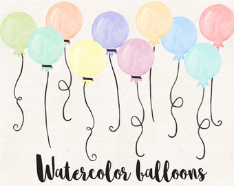 Peach clipart balloon Balloons Balloon Balloons Painted Clipart