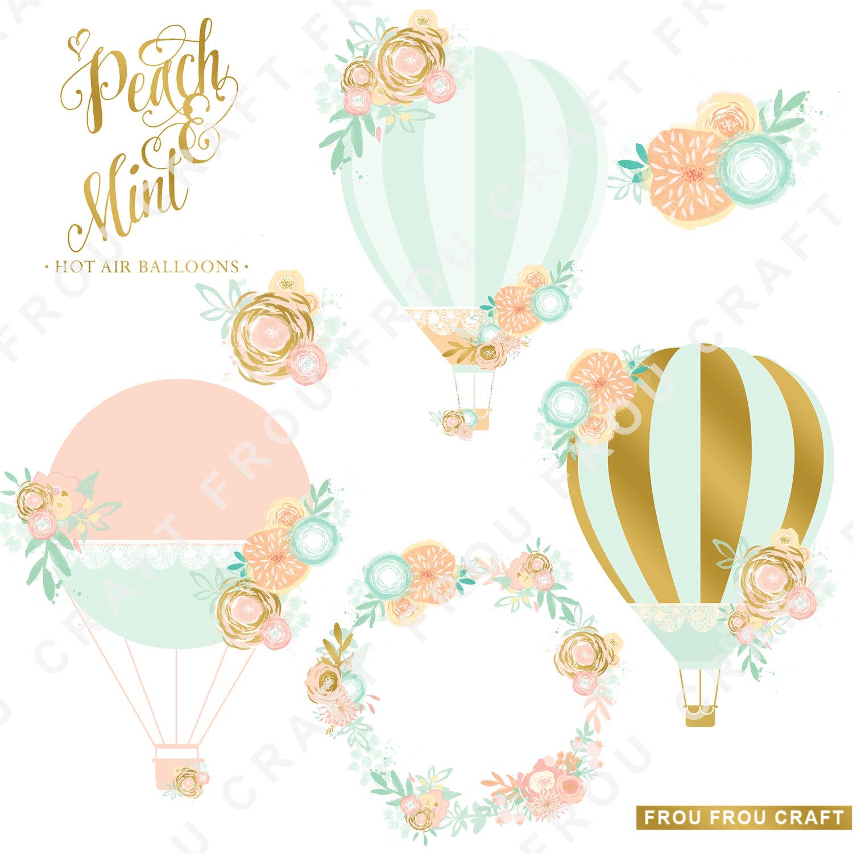 Peach clipart balloon Download file This Balloons Peach