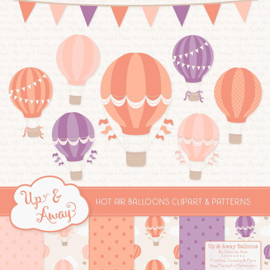 Peach clipart balloon Peach file This Clipart Antique