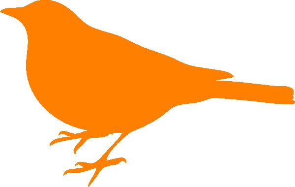 Brds clipart orange Clipart 88 #hi black Clipart