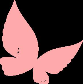 Peach clipart butterfly Clip  Art Butterfly art