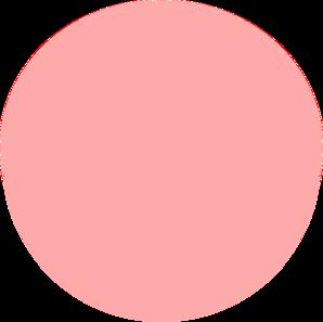 Peach clipart circle Art Circle Circle Clip art
