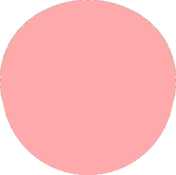 Peach clipart circle As: Circle this Clip art