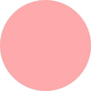 Peach clipart circle Clip Light Pink Pink art