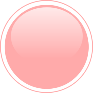 Button clipart yes and no Glossy Peach art Button Clip