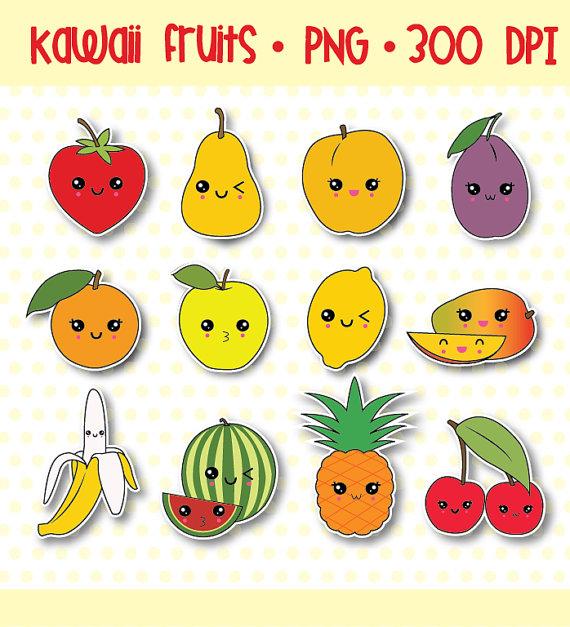Peach clipart cute Use Kawaii cute clipart clipart