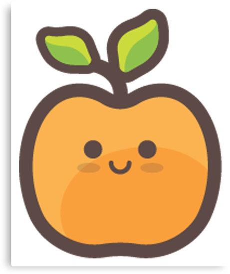 Peach clipart happy Peach