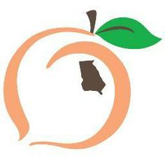 Peach clipart outline To logo a peach How