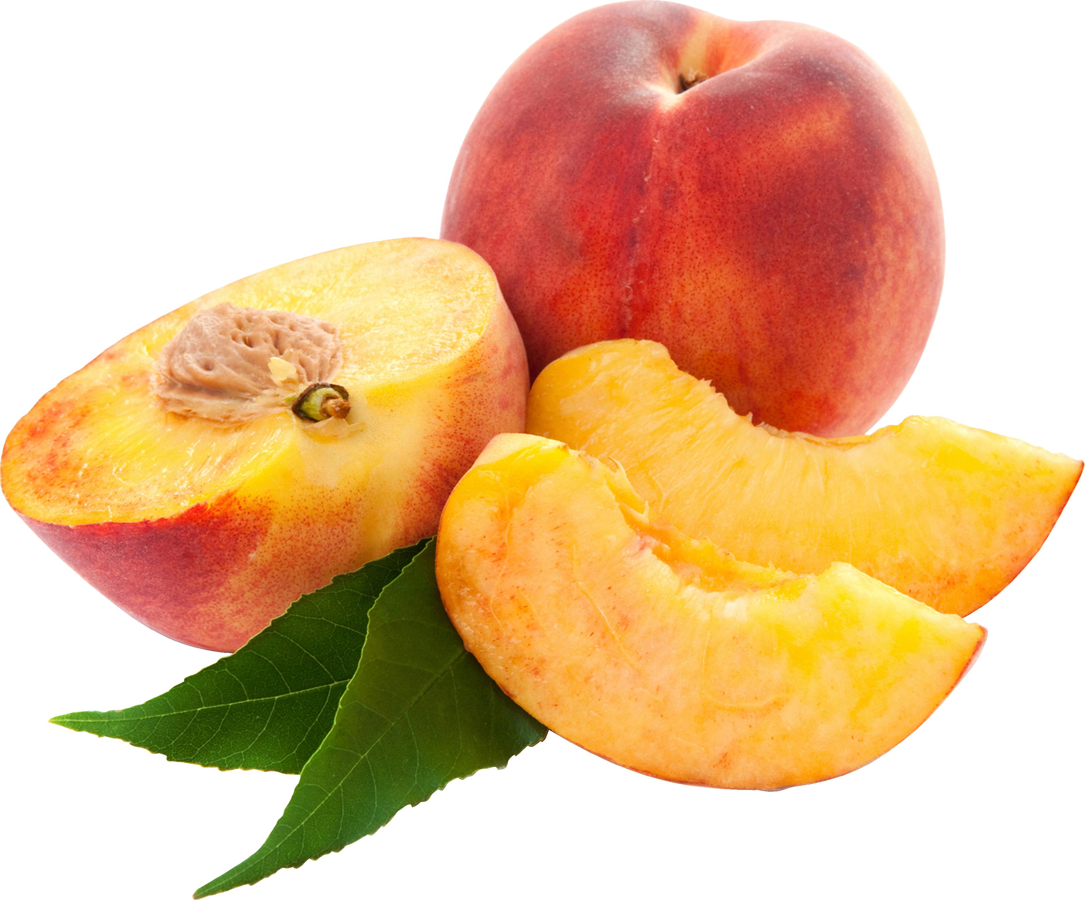 Peach clipart peach slice PNG peaches sliced peach pictures