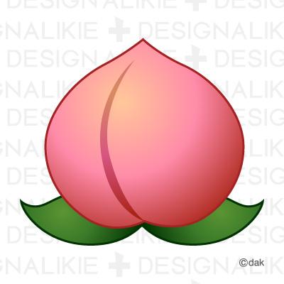 Peach clipart pink Peach Fruit art (40+) Clip