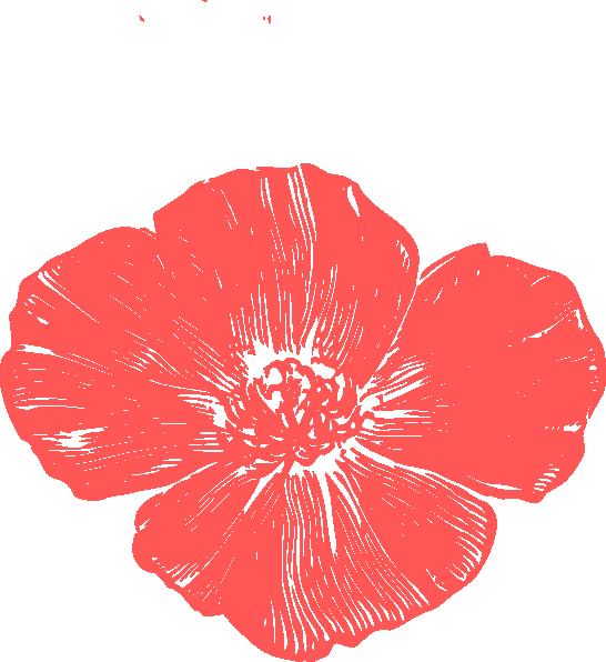 Peach Flower clipart Clipart Clip Art Download –