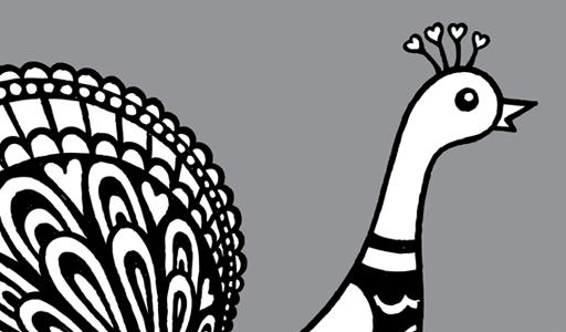 Peacock clipart beak Com White Gallery Clipart Clipart