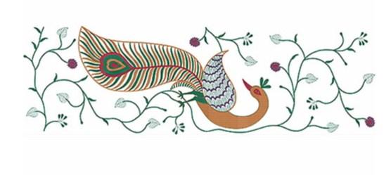 Peacock clipart desined Peacock Peacock Design Designs 2017