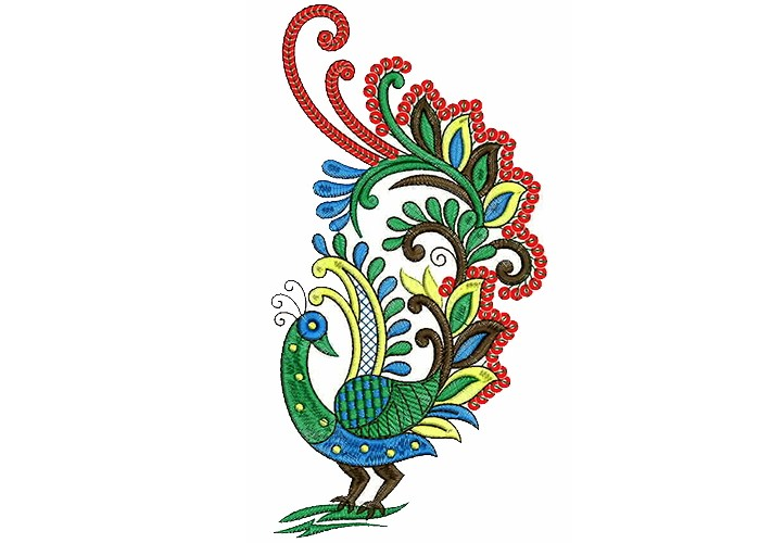 Peacock clipart desined You clipart for Free Clipartix
