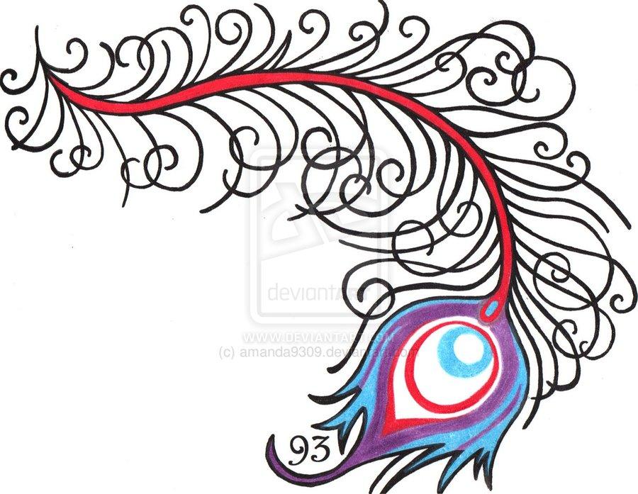 Peacock clipart desined Part Info Design Clipart Peacock