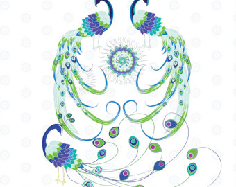 Peacock clipart graphic design Graphics graphics Graphic clipart Scrapbooking
