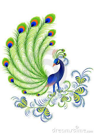 Peafowl clipart Clipartion Clipart Clipart Papaya com