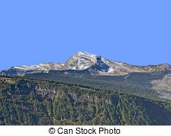 Peak clipart glacier Heavens  National Glacier Picture