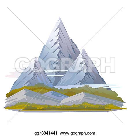 Peak clipart high mountain In in hills mountain High