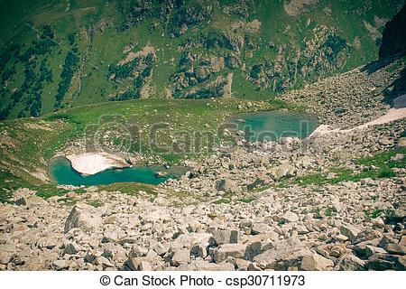 Peak clipart high mountain Csp30711973 a day peak high