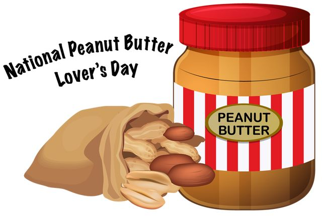 Peanut Butter clipart And Peanut Day Peanut National